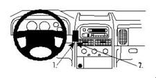 Brodit Proclip Mount for Jeep Grand Cherokee 99-04 (852650)