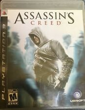 Assassin's Creed (Sony PlayStation 3, 2007)