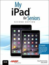 My iPad for Seniors (Covers iOS 8 on all models of iPad Air, iPad mini, iPad 3r