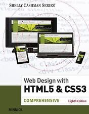 Web Design with HTML & CSS3: Comprehensive: By Minnick, Jessica, Friedric...