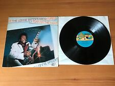 """THE LONNIE BROOKS BAND - TURN ON THE NIGHT SNTF 858 - 12"""" VINYL LP - PLAYS GREAT"""