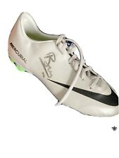 More details for loic remy - hand signed nike football boot