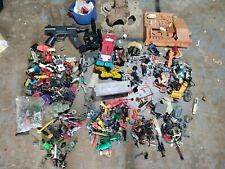 Huge Vintage Toy Lot- Transformers- Star Wars- Figures- Etc