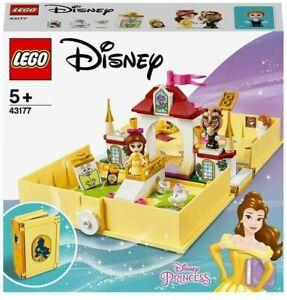 43177 LEGO Disney Princess Belles Storybook Adventures Age 5+ 111pcs