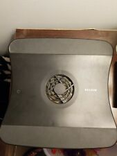 Belkin (F5L001) Black USB Wired Laptop High-Capacity Fan Cooling Pad Stand Works