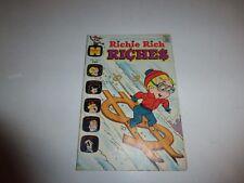 Richie Rich Riches (1972) #5 VG- Harvey Comics  B285