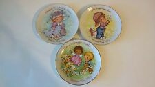 Vintage Avon Mother's Day Plates 1981, 1982 & 1983