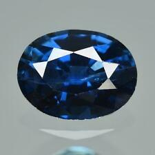 1.80 cts ! Sparkling Fire ! 100% Natural Nice Blue Color heated Sapphire