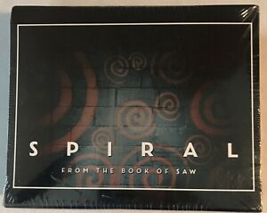 Spiral ~ From The Book Of Saw ~ 200 Piece Jigsaw Puzzle ~ Brand New ~ Sealed