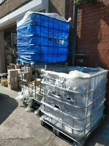 120x112x100 Steel Stillage metal pallet stackable Strong heavy duty Cage M34 3ET