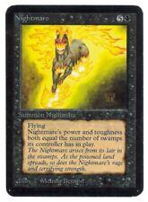 Nightmare ALPHA - Rare Card - MTG Magic The Gathering #1