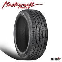 1 X New Mastercraft LSR Grand Touring 235/55R18 00 Luxury All-Season Tire
