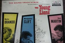 The Young Lions  Soundtrack 33RPM 012016 TLJ