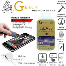 iPhone 6S  Genuine Gorilla Tech Brand Screen Protector Tempered Glass Film