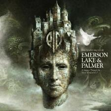The Many Faces of Emerson, Lake and palmer - 3xcd NEUF