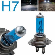 2pcs Ampoule H7 100W 8500k 12V Voiture Feu Phare Xénon LED Gaz Super Blanc Lampe