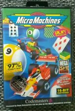 Micro Machines (Sega Mega Drive) CIB * TOP