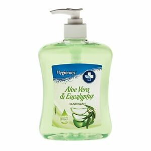 Aloe Vera and Eucalyptus 500ml Handwash