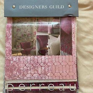 Designers Guild - Perreau      - Fabric Sample Book