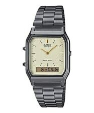 CASIO Collection AQ-230GG-9A Orologio Uomo Vintage Style
