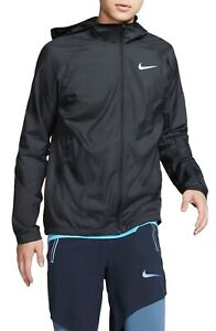 New Nike Mens Essential Hooded Running Jacket Choose Size MSRP $80