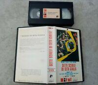 Sette scialli di seta gialla - VHS