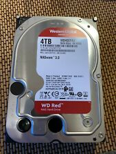 disque dur interne 3,5 pouces 4TB red edition nas western digital