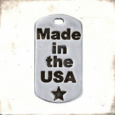 925 Sterling Silver Made in the USA pendant. US@GEMS