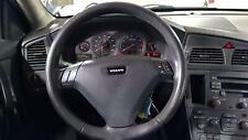 01-09 Volvo S60 V70 MT Steering Column Assembly with Bag/Wheel/Key OEM Used