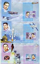 AVIATION & ESPACE - SPACE & AVIATION CONGO 2006 blocks imperforated