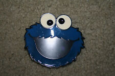 BELT BUCKLE SESAME STREET COOKIE MONSTER  NEW