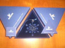 Swarovski Weihnachtsstern 2004 XMAS Ornament RAR Mint