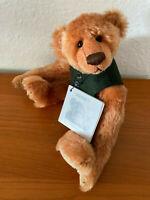 Jaffa Teddybär Stacey Lee Terry,Bo Bear's,Mohair,28 cm,lim.Auflage  NEU