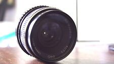 Auto Pro Coated Optics 52mm 1:2.8 f=28mm Camera Lens