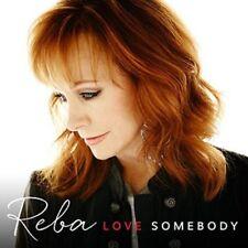 REBA MCENTIRE - LOVE SOMEBODY  CD NEUF