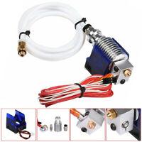 3D Printer V6 J-head Hotend 1.75mm Filament Bowden Extruder Nozzle 0.4mm US