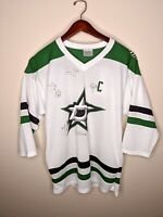 Dallas Stars NHL Autographed Signed Hockey Jersey Mixed Players