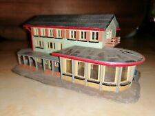 N Gauge train building railway layout trains Hotel vintage model railways hobby