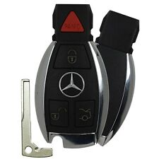 OEM 2015-2019 Mercedes Benz Smart Prox Key Keyless Entry Remote Fob Uncut Blade
