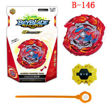 Beyblade Burst GT B146-Red Bandom Booster Vol.16 With Launcher Top