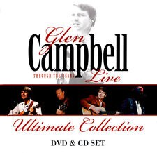 Glen Campbell: Through The Years Live (Ultimate Collection) (CD / DVD) NEW