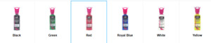 Tulip Fabric Paint 1.25 oz Various Colors Textures New! Price Per Bottle
