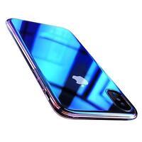 Farbwechsel Handy Hülle Samsung Galaxy J6 Plus Slim Case Schutz Cover Tasche