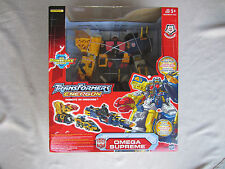 "Transformers Energon Omega Supreme 14""Action Figure Powerlinx Battle MISB 2004"