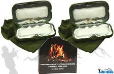 Set 2 Handwärmer + 20 Brennstifte Taschenofen