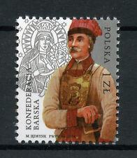 Poland 2018 MNH Konfederacja Barska Bar Confederation 1v Set War Military Stamps