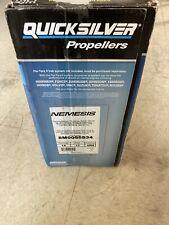 New listing QuickSilver Nemesis 4 Blade, Rh Propeller 14 x 17 8M0055534