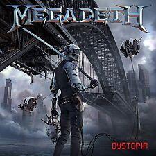 MEGADETH - DYSTOPIA (LP)  VINYL LP NEUF