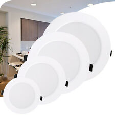 LED Dimmable Recessed Ceiling Down Light 6W 9W 12W 18W 24W Fixture Lamps RK624
