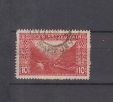 BOSNIA HERZEGOVINA 1906 10H DEFINITIVE SARAJEVO POSTMARK